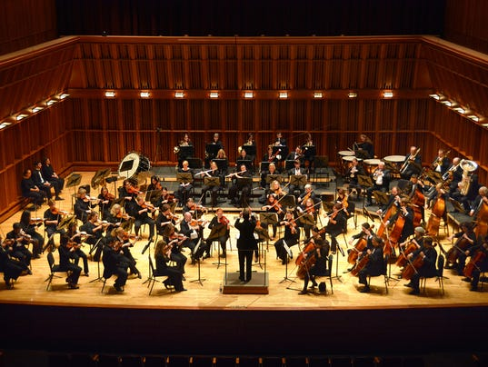 "Muncie Symphony Orchestra ""WOW"" September 19, 2015"