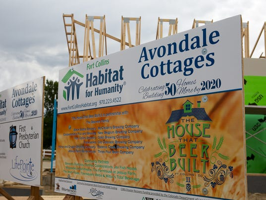 The Group gives back to housing nonprofits
