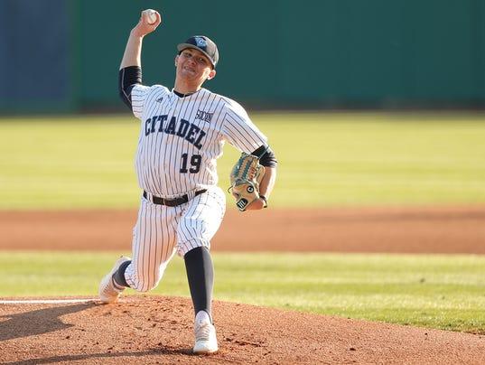 NCAA Baseball: The Citadel Bulldogs vs. Western Carolina Catamounts