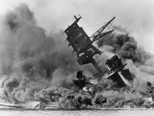 pearl harbor complete coverage of th anniversary of attack