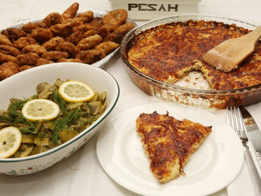 Sephardic Food Recipes