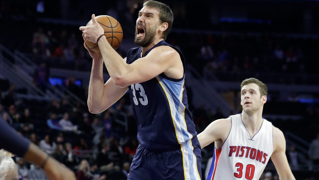 d72f034a64f6 A link has been posted to your Facebook feed. This version of Marc Gasol  was different