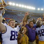 Local rock 'n' roll icon Tom Petty's words proved prophetic in LSU's 17-16 win at Florida