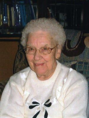Maxine Wilson, 94