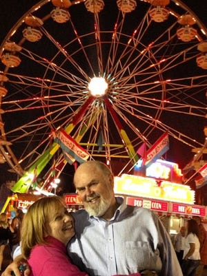 Marilyn and Robert Faler met at the Oregon State Fair in the 1960's and have spent the decades since together.