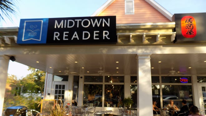 Midtown Reader on Thomasville Road will host a day-long celebration of the bookstore's one-year anniversary.