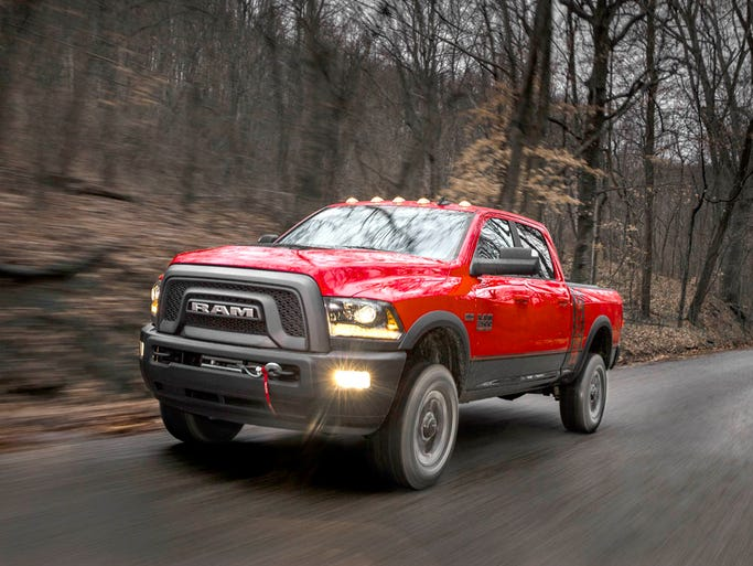 ram updates the power wagon its off road warrior. Black Bedroom Furniture Sets. Home Design Ideas
