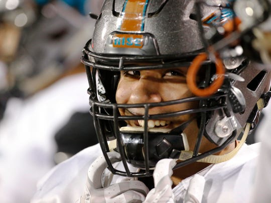 The Pebble Hills Spartans scored a win key District
