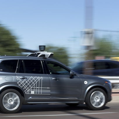 Uber in Arizona: A timeline of events leading up to shutdown of self-driving cars