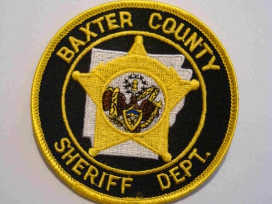 Baxter County Sheriff's Office logo