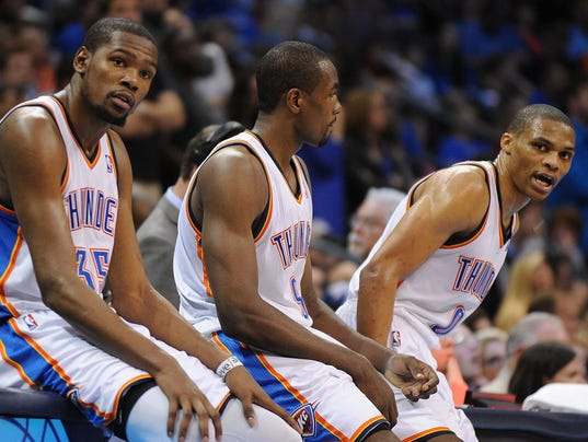 Presti hopes continuity pushes Thunder to the top