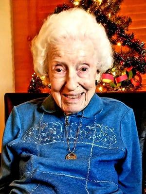 Maxine Branine celebrated her 103 birthday Aug. 16.
