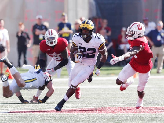 Michigan Wolverines at Indiana Hoosiers