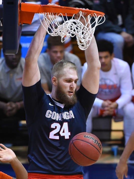 NCAA Basketball: Gonzaga at Pepperdine
