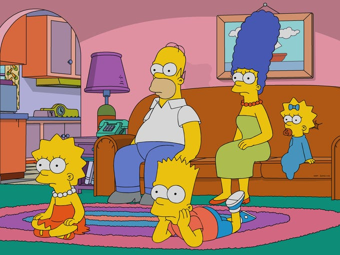 """The Simpson"" is reaching a new milestone: longest"