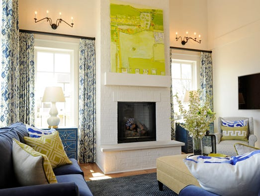 The 2014 HGTV Smart Home packs a lot of innovations in a relatively small space. The home, at 2,500 square feet of living space, is in Green Hills and mixes green, high-tech and luxury features.