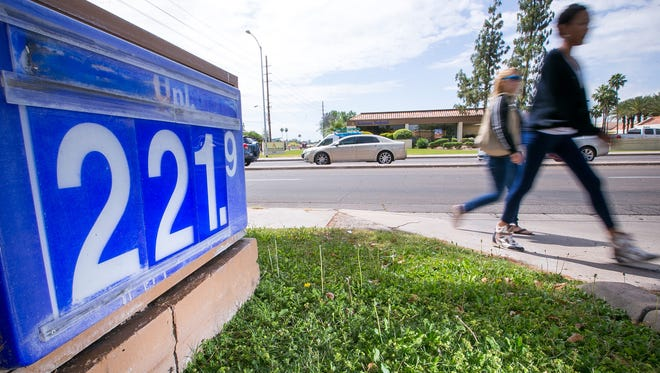 Both AAA Arizona and GasBuddy.com, two organizations that monitor gas prices, predicted historically low prices at the pump for holiday vacationers.