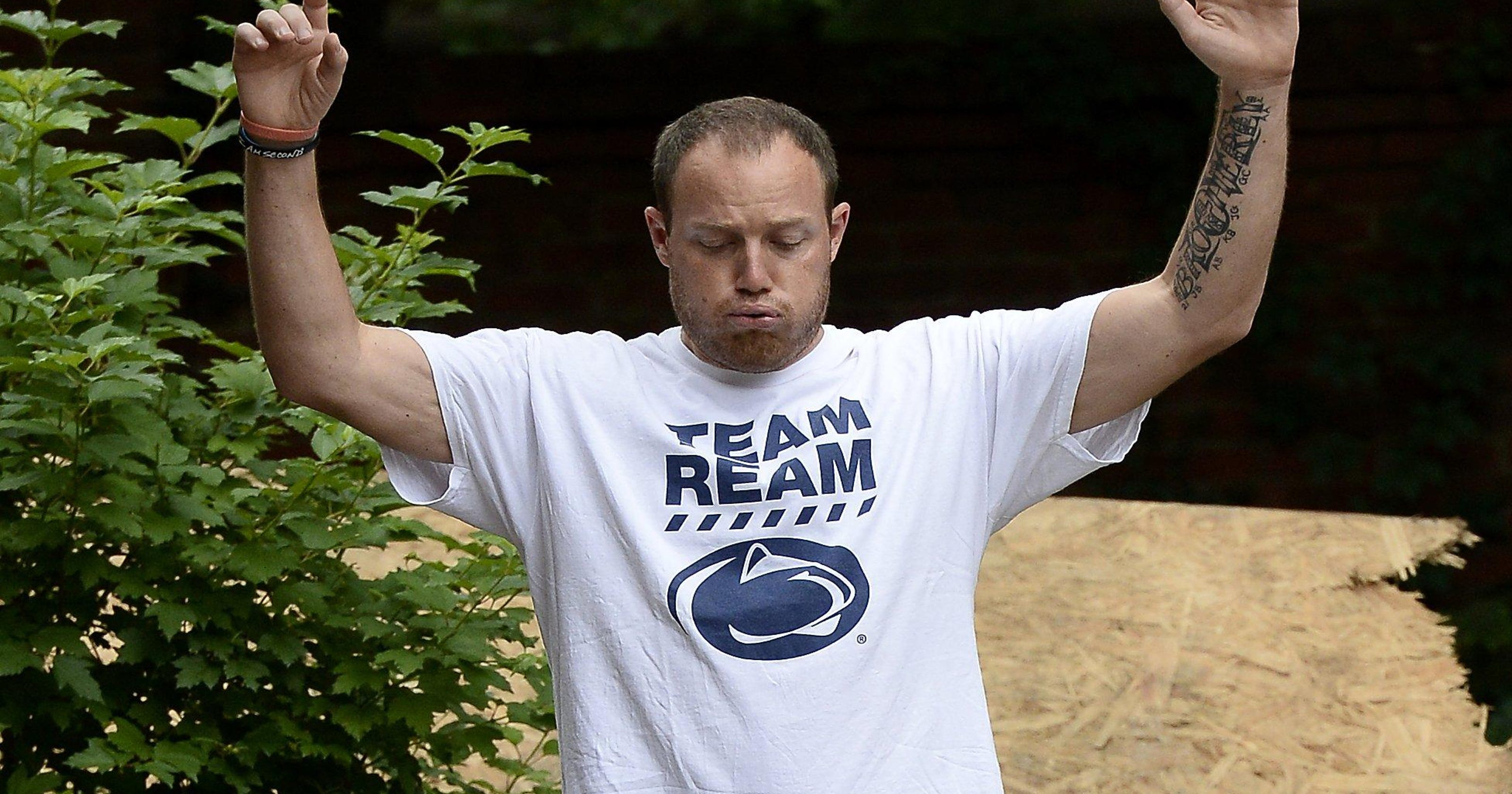 Ex-Clarenceville star Tim Shaw fights ALS: 'What I see is a