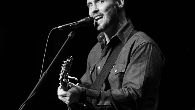 Paul Thorn returns to Green Lake's Thrasher Opera House May 5.