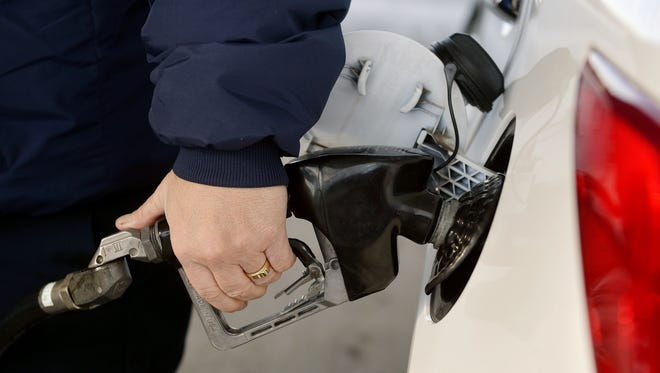 Gas prices continue to fall.