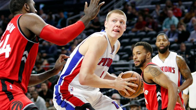 PF Henry Ellenson: Inc. The buzz: Has been on the floor once in a competitive situation.