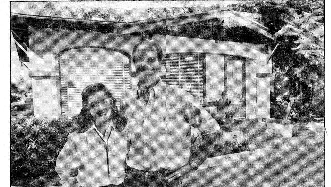 A fading newspaper photograph of Robin and Bob Trick taken shortly after the opening of House of Tricks in 1987 is a reminder of just how far this iconic Tempe landmark has come in three decades.