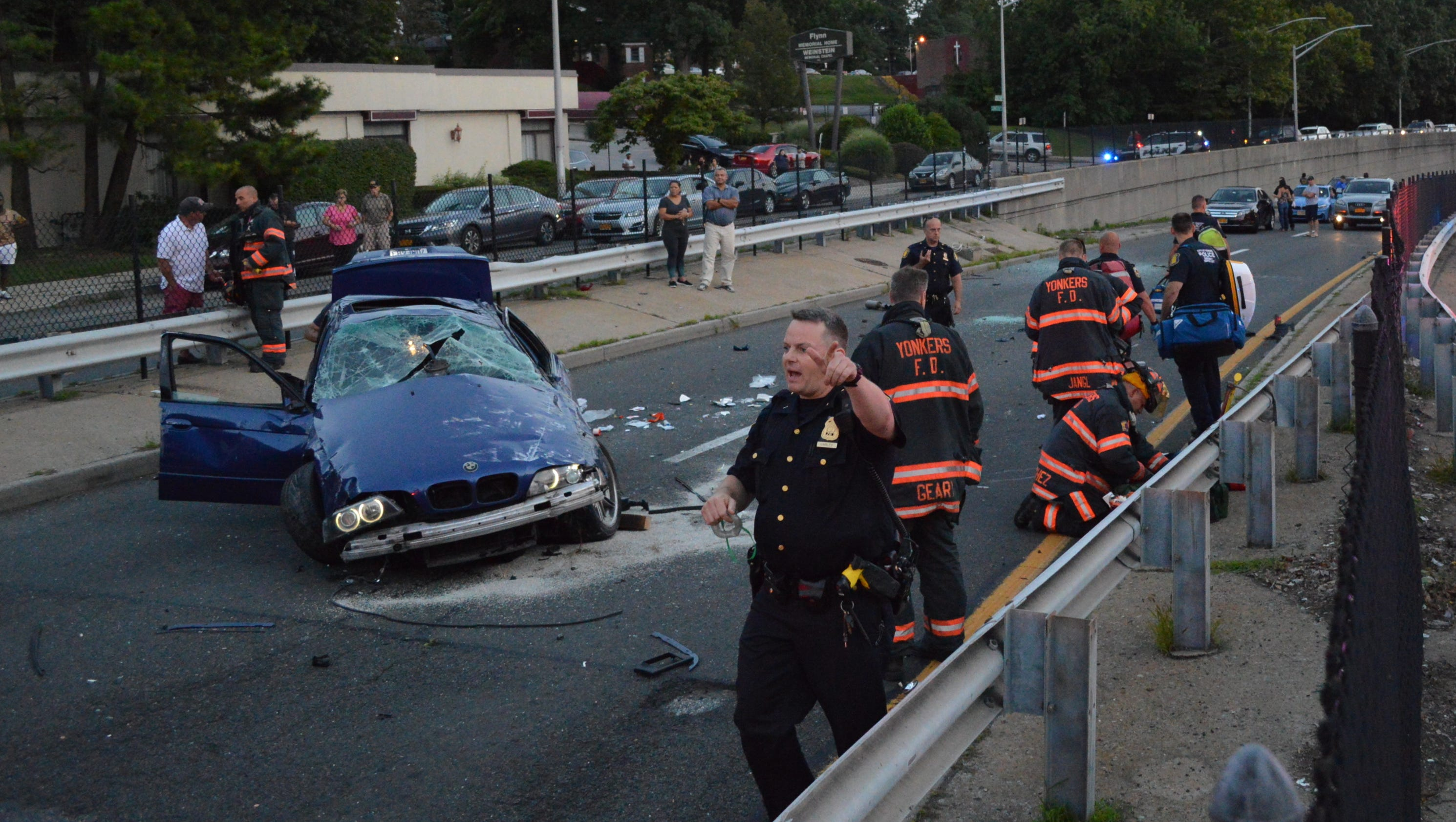 Nina Cordero Killed In Yonkers Central Park Avenue Accident