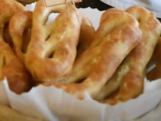 Fougasse bread - Balthazar