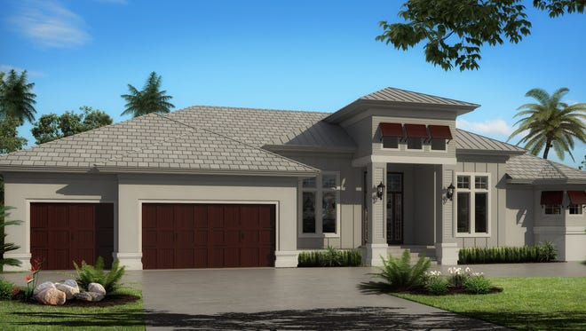 Clive Daniel Homes will completed the interiors for Steven A. Henell's custom home on Marco Island.
