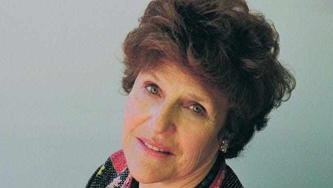 Joan Nathan will appear at the Rivertowns' Jewish Cultural Festival at Lyndhurst on April 10.