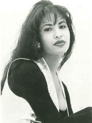 Selena Quintanilla-Perez, publicity photo received