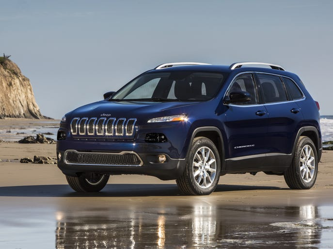 The 2014 Jeep Cherokee arrived late to the market. Its off-road abilities went well beyond expectations.