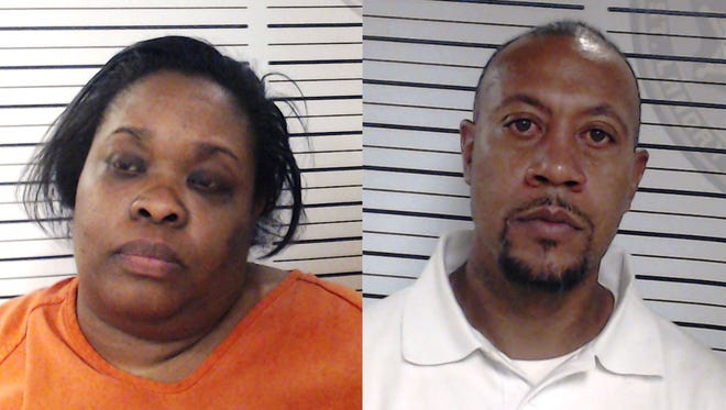 Annabelle Lewis and Larry Lewis are in an  Opelousas jail charged with felony cruelty to a juvenile.