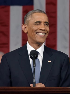 President Obama delivers his State of The Union Address Tuesday.