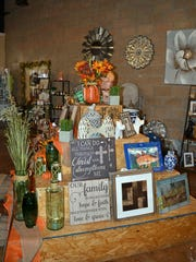 Sassy Creations offers a variety of unique gifts, home decor and collectibles.