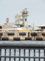 The Port of Pensacola on Monday, June 11, 2018.  Mayor