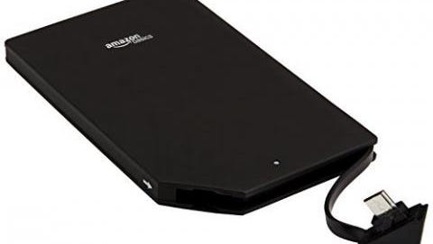 AmazonBasics portable power banks