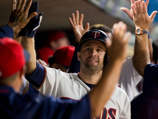 Brian Dozier, Minnesota Twins (Itawamba, Southern Miss): Had another outstanding season leading the Twins to the playoffs. Dozier hit 34 home runs, slugged .496 and was worth 4.5 wins.