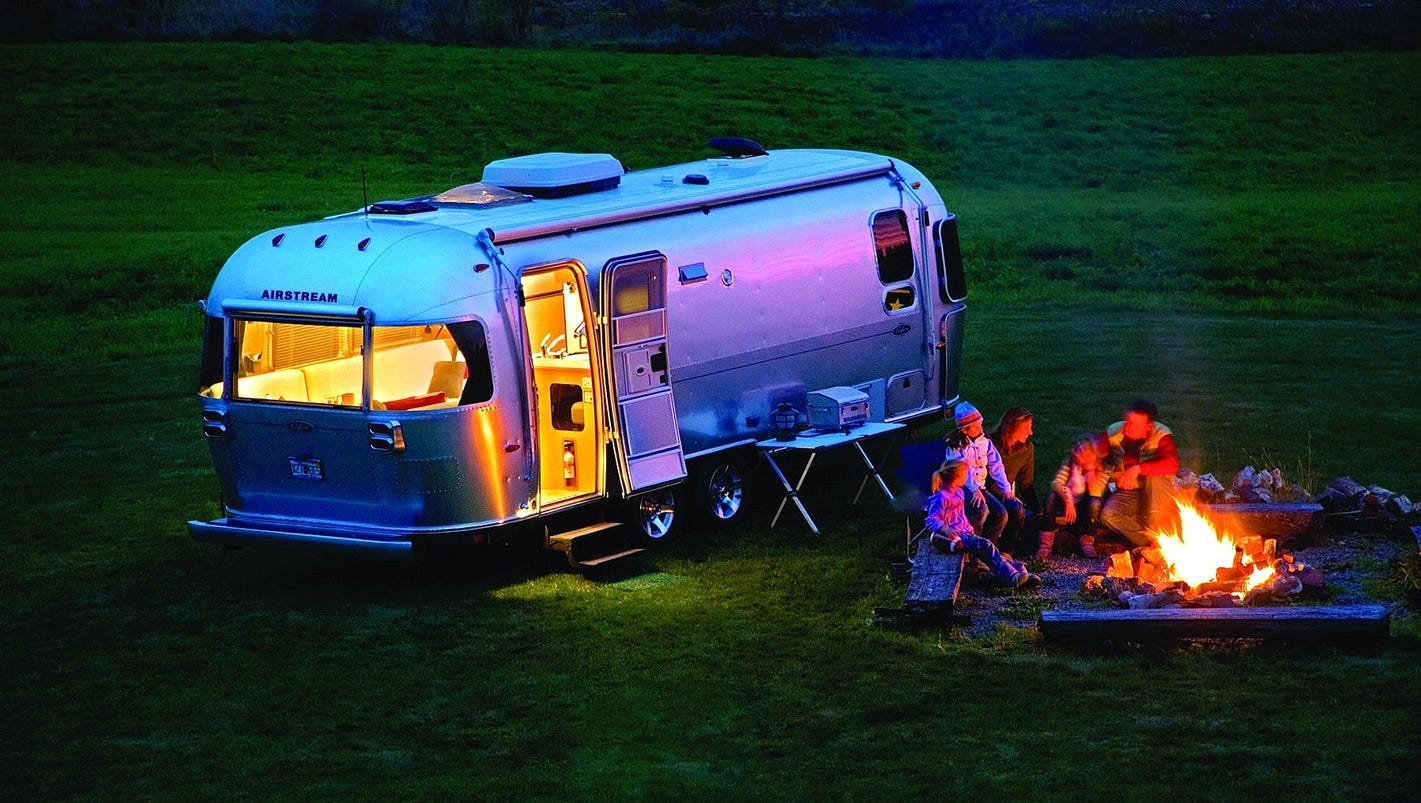 10best Places To See And Celebrate Airstream Trailers