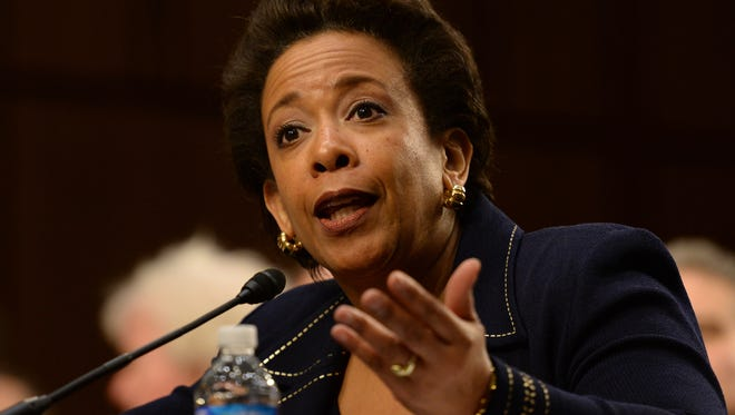 Loretta Lynch is the first black woman to be Attorney General