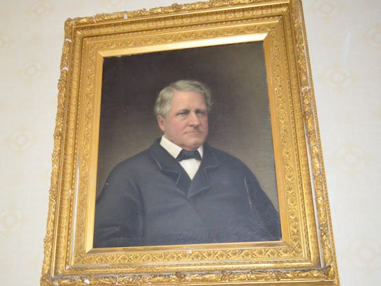 Josephus Conn Guild was the original owner of Rose Mont, completed in 1843, in Gallatin.