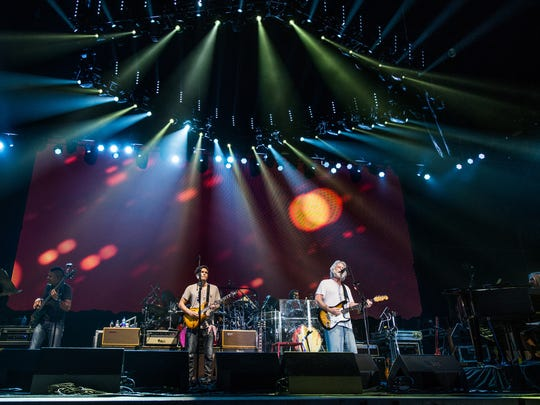 Dead and Company perform at Bonnaroo Music and Arts Festival on June 12 in Manchester, Tenn.