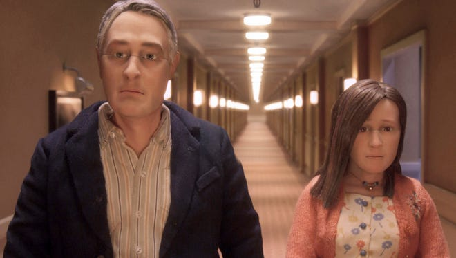 """Anomalisa"" is the first non-live action film from director Charlie Kaufman."