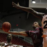 Dequon Miller is averaging 9.5 points per game, third-best on the Missouri State team.