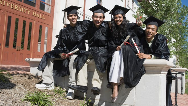 Some graduates are skipping job applications in favor of starting a business.