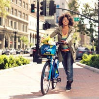 Ford launches Bay Area 'GoBike' service