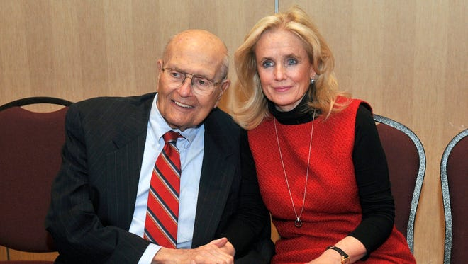 John and Debbie Dingell