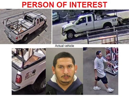 Dallas police released images of the suspect who they