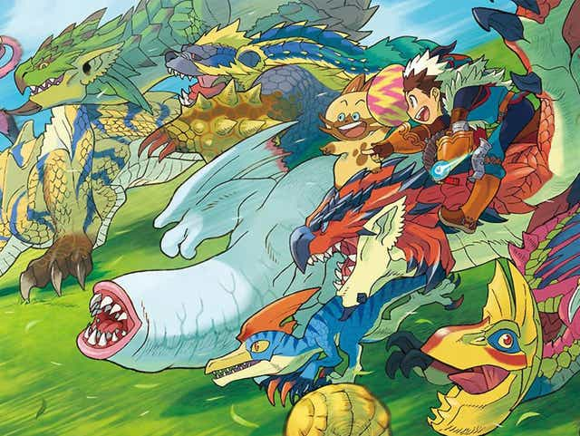 silver rathalos monster hunter stories