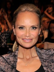 Actress Kristin Chenoweth, seen at the Rebecca Minkoff